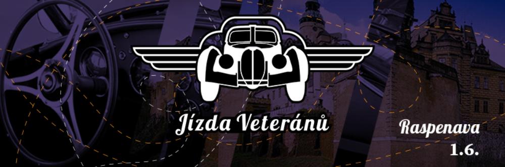 Jízda veteránů